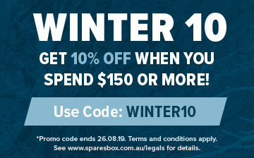 USE CODE WINTER10 ON ORDERS UP TO $150 OR MORE